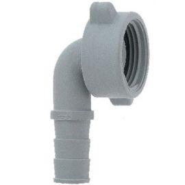 Winkelkupplung 90° Kunststoff 3/4-Zoll