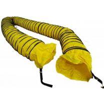 Luftschlauch 10m 30cm Durchmesser