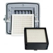 Ersatz-Filter eckig zu HF2 Aercube