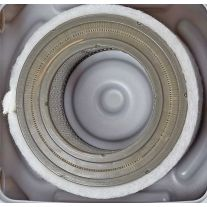 Ersatz-Filter rund zu HF2 Aercube