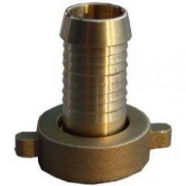 Schlauchkupplung 3/4-Zoll Messing