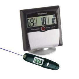 TFA Climacontrol Set mit Oberflächenscanner