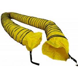 Luftschlauch gelb 10m