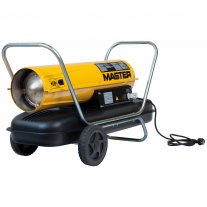Mobile Ölheizung Master B100 CED 29kW