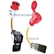 Adapter J15 auf CEE16